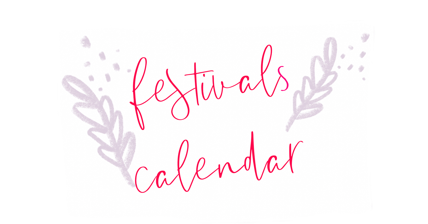 Upcoming Festivals and Screenings 2021
