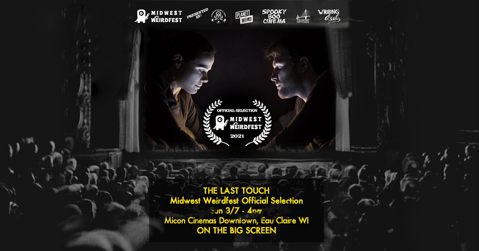 The Last Touch - Official Selection @ Midwest Weirdfest 2021