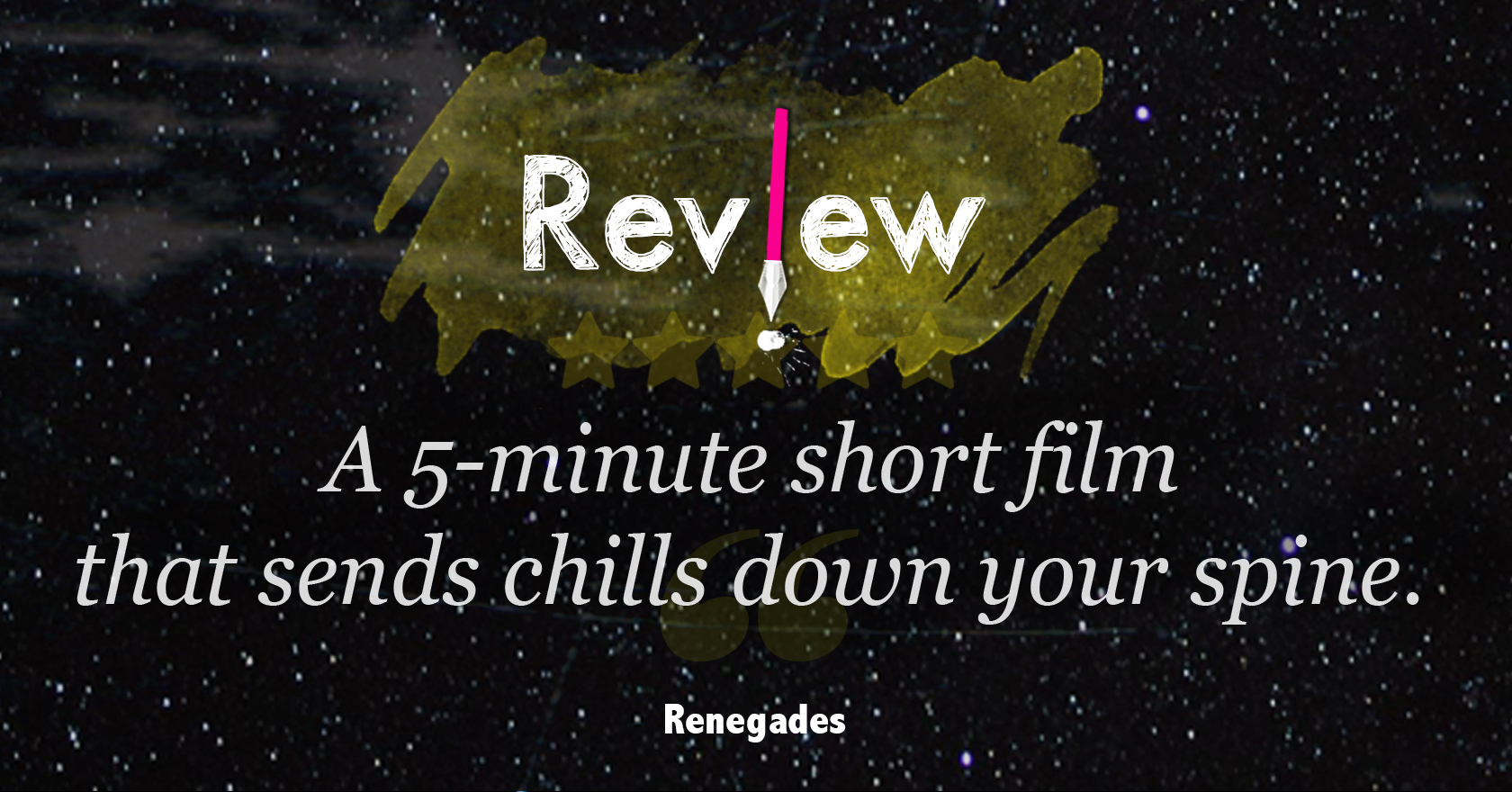 The Renegades – French Movie Review