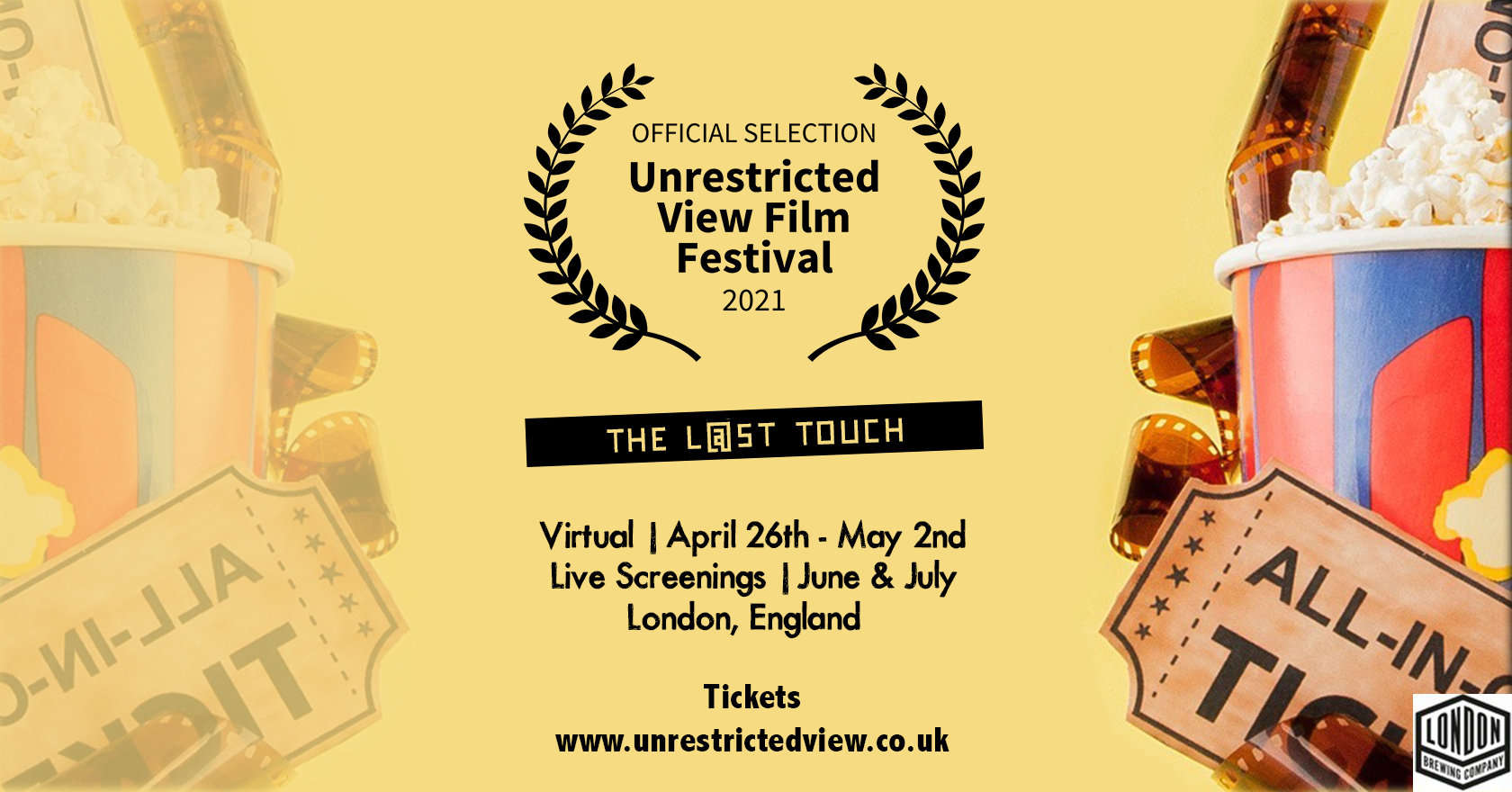 New Selection at Unrestricted View Film Festival 2021 in London | April 26 – May 2