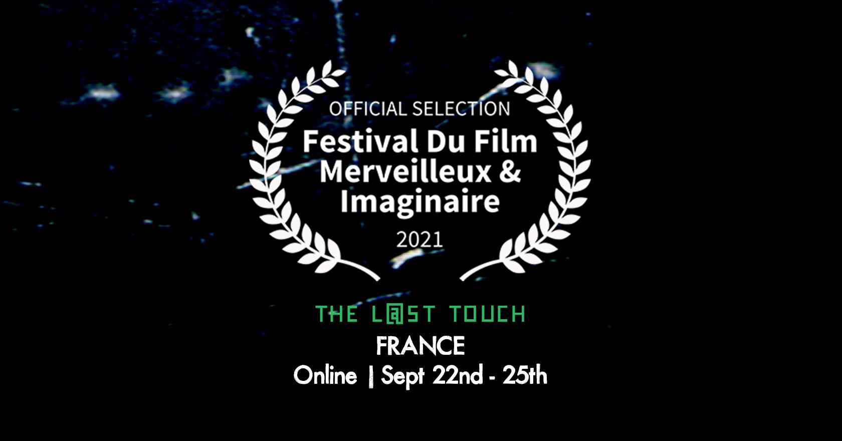 Festival du Film Merveilleux & Imaginaire 2021 | September 22-25