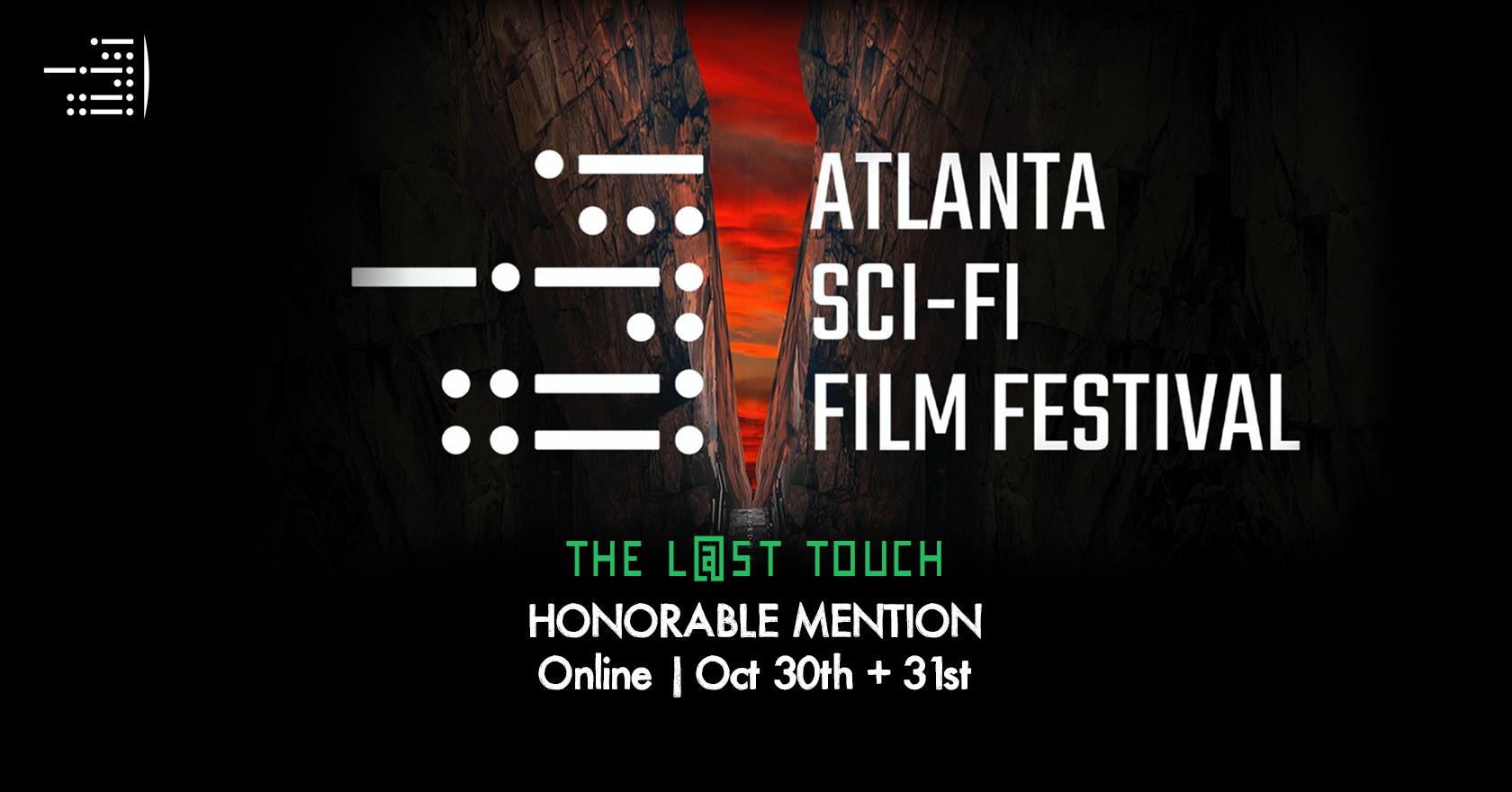 Atlanta Sci-Fi Film Festival 2021 | October 30-31